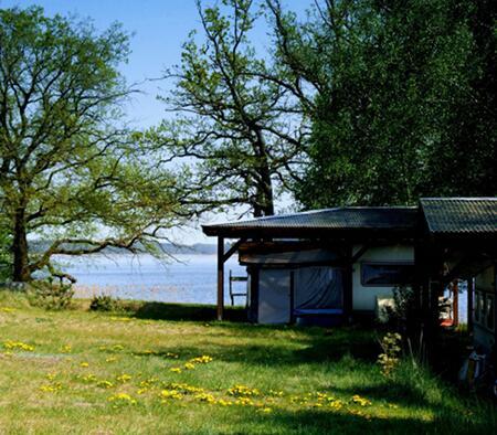 Stellplatz am Rätzsee - Ferienidyll am Rätzsee - Camping bei Motte