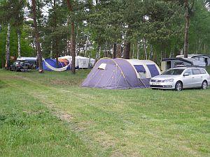FKK Campingplatz Zelten - Ferienidyll am Rätzsee - Caming bei Motte