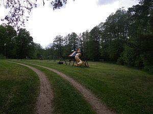 Spielplatz - Ferienidyll am Rätzsee - Camping bei Motte